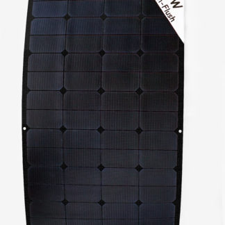 SUNBEAMsystem Solar Panel Tough 100W Flush Black T100f black