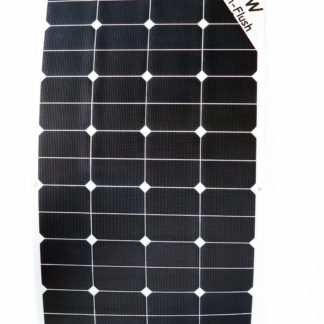 SUNBEAMsystem Solar Panel Tough 100W Flush T100F