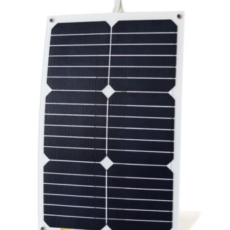 SUNBEAMsystem Tough 18W solar panel Flush T18F