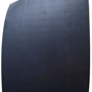 SUNBEAMsystem Solar Panel Tough 70W Flush Black T70f