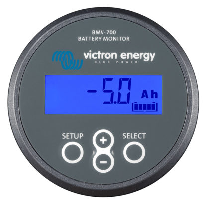 Victron BMV-700-Amp-hours