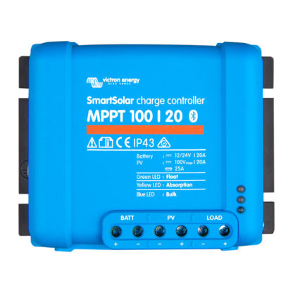 Victron SmartSolar charge controller MPPT 100-20
